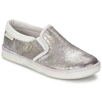 鞋子 儿童 平底鞋 Pataugas JLIP/S 银色