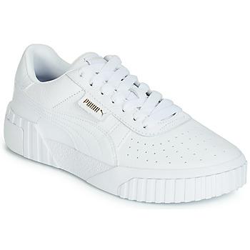 鞋子 女士 球鞋基本款 Puma 彪马 CALI 白色
