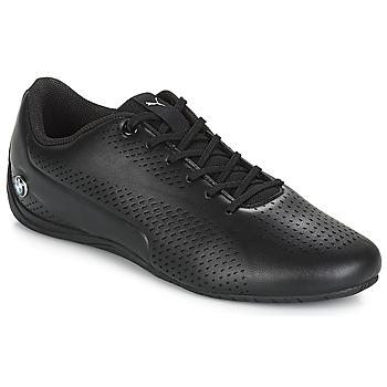 鞋子 男士 球鞋基本款 Puma 彪马 BMW DRIFT CAT 5 ULTRA.BLK 黑色