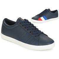 鞋子 男士 球鞋基本款 Le Coq Sportif 乐卡克 FLAG 蓝色