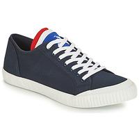 鞋子 球鞋基本款 Le Coq Sportif 樂卡克 NATIONALE 海藍色