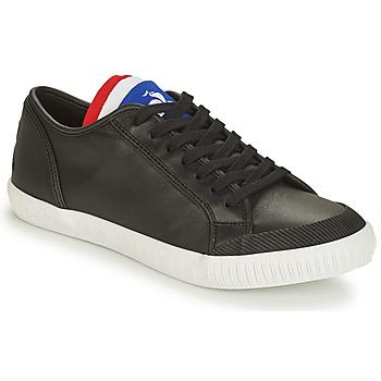 鞋子 球鞋基本款 Le Coq Sportif 乐卡克 NATIONALE 黑色