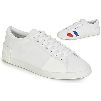 鞋子 女士 球鞋基本款 Le Coq Sportif 乐卡克 FLAG 白色