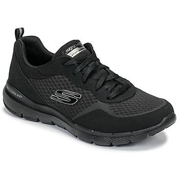 鞋子 女士 訓練鞋 Skechers 斯凱奇 FLEX APPEAL 3.0 黑色