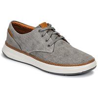 鞋子 男士 球鞋基本款 Skechers 斯凯奇 MELFIS 灰色