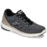 鞋子 男士 训练鞋 Skechers 斯凯奇 FLEX ADVANTAGE 3.0 黑色