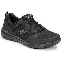 鞋子 男士 訓練鞋 Skechers 斯凱奇 FLEX ADVANTAGE 3.0 黑色