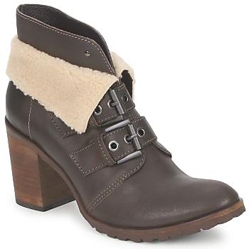 鞋子 女士 短靴 Un Matin d'Ete 夏日晨光 BRIAC 黑色