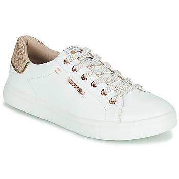 鞋子 女士 球鞋基本款 Dockers by Gerli 44MA201-594 白色