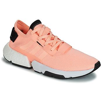 鞋子 球鞋基本款 Adidas Originals 阿迪达斯三叶草 POD-S3.1 玫瑰色