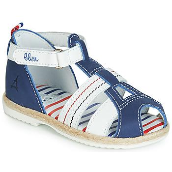 鞋子 儿童 凉鞋 GBB COCORIKOO 蓝色