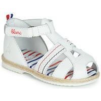 鞋子 儿童 凉鞋 GBB COCORIKOO 白色
