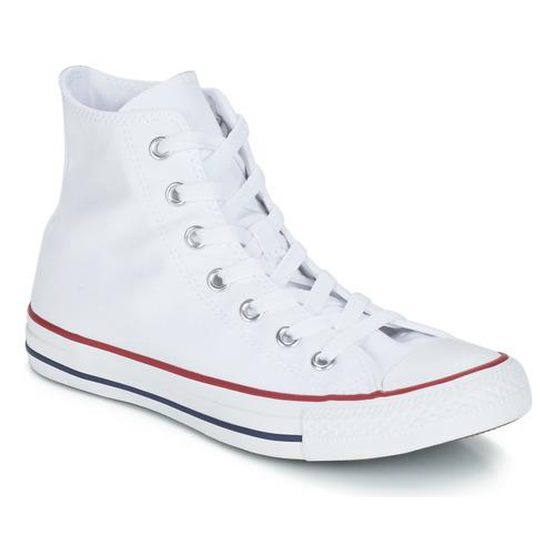 鞋子 高帮鞋 Converse 匡威 CHUCK TAYLOR ALL STAR CORE HI 白色 / Optical