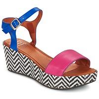 鞋子 女士 凉鞋 Betty London COQUETTE 紫红色 / 蓝色