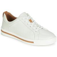 鞋子 女士 球鞋基本款 Clarks 其乐 UN MAUI LACE 白色