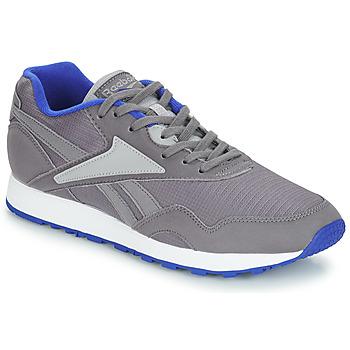 鞋子 男士 球鞋基本款 Reebok Classic RAPIDE MU 灰色
