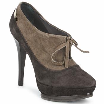 鞋子 女士 短靴 Alberto Gozzi CAMOSCIO ARATY 棕色