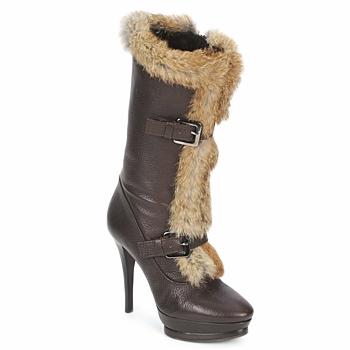 鞋子 女士 短靴 Alberto Gozzi BOTERO GRATO 棕色