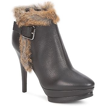 鞋子 女士 短靴 Alberto Gozzi BOTERO GADRO 黑色