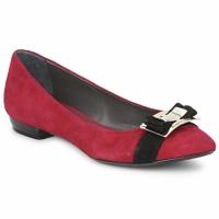 鞋子 女士 平底鞋 Alberto Gozzi CAMOSCIO RUBINO 玫瑰色