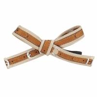手表&珠宝 女士 胸针&别针 艾历克西斯·马毕 CLIP 棕色 / 米色