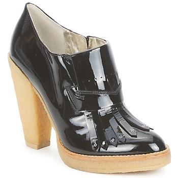 鞋子 女士 短靴 Belle by Sigerson Morrison SHEEP 黑色 / STONE / PANNA