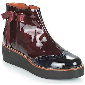 鞋子 女士 短筒靴 Fericelli JANDICI 波尔多红