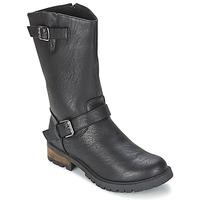 鞋子 女士 短筒靴 Les P'tites Bombes ZOLA 黑色
