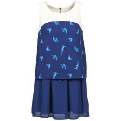 衣服 女士 短裙 Naf Naf 娜芙娜芙 LIBAIN 海藍色