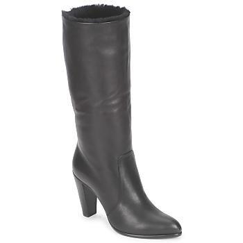 鞋子 女士 都市靴 Michel Perry CALF 黑色