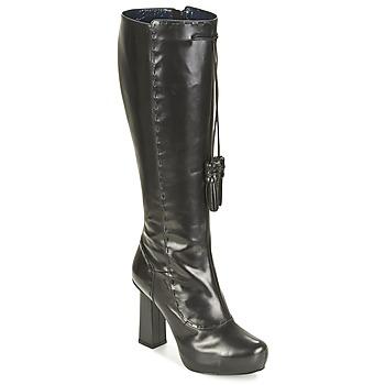 鞋子 女士 都市靴 Pollini PA2611 黑色