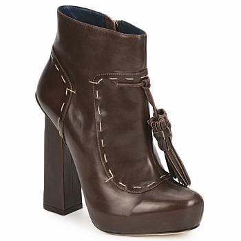 鞋子 女士 短靴 Pollini PA2405 Tmoro