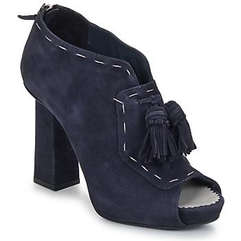 鞋子 女士 短靴 Pollini PA1620 海军蓝