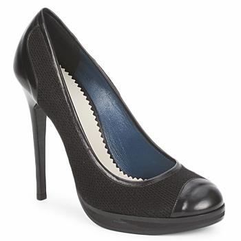 鞋子 女士 高跟鞋 Pollini PA1010 Lima-lana-黑色