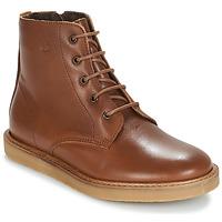 鞋子 兒童 短筒靴 Citrouille et Compagnie HATINE 棕色