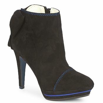 鞋子 女士 短靴 Tiggers MEDRAM 黑色