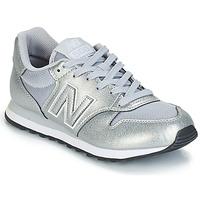 鞋子 女士 球鞋基本款 New Balance新百倫 GW500 銀灰色