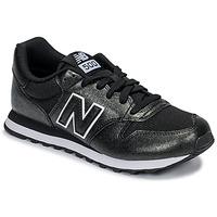 鞋子 女士 球鞋基本款 New Balance新百伦 GW500 黑色