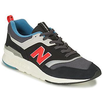 鞋子 球鞋基本款 New Balance新百伦 CM997 黑色