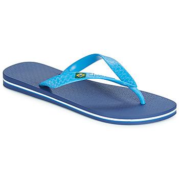 鞋子 男士 人字拖 Ipanema 依帕內瑪 CLASSIC BRASIL II 藍色