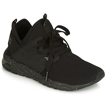 鞋子 儿童 球鞋基本款 Kappa 卡帕 SAN ANTONIO KID 黑色