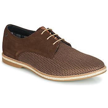 鞋子 男士 德比 Base London KINCH 棕色