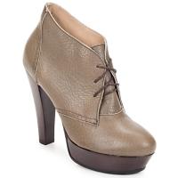 鞋子 女士 短靴 Keyté ETRIOU 灰褐色
