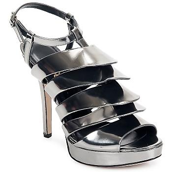 鞋子 女士 凉鞋 Jerome C. Rousseau QUORRA Pewter
