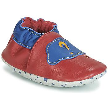 鞋子 男孩 拖鞋 André LES BULLES 红色