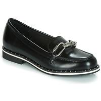 鞋子 女士 皮便鞋 André MEKANO 黑色