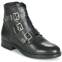 鞋子 女士 短筒靴 André MATTHEW 黑色