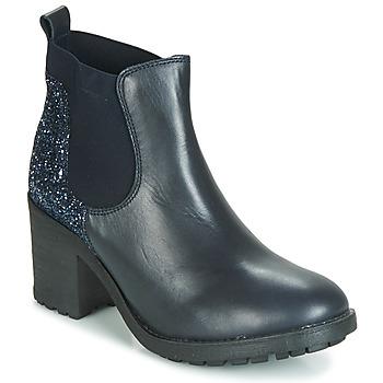 鞋子 女士 短筒靴 André MARY 蓝色