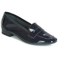 鞋子 女士 皮便鞋 André NEMOURS 2 海蓝色