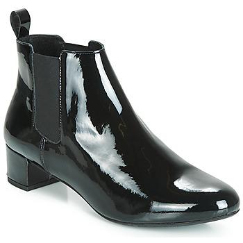 鞋子 女士 短筒靴 André PAOLA 黑色